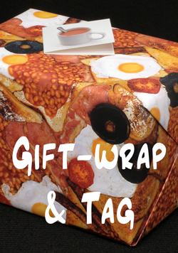 Gift-wrap & Tag